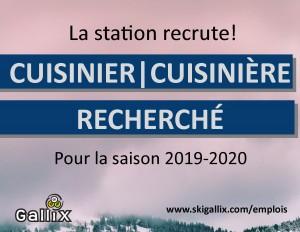FB recrutement cuisinier